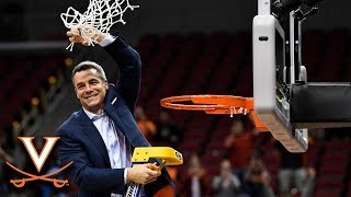Virginia's Tony Bennett Shares Father's Quote