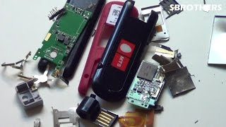 What's Inside OLD MTS data card | MTS Dongle | MTS MBlaze Wi-Fi Dongle | 2017 Technology