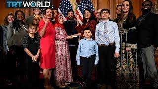 Palestine Traditional Dress: US congresswoman is inspirational in thobe