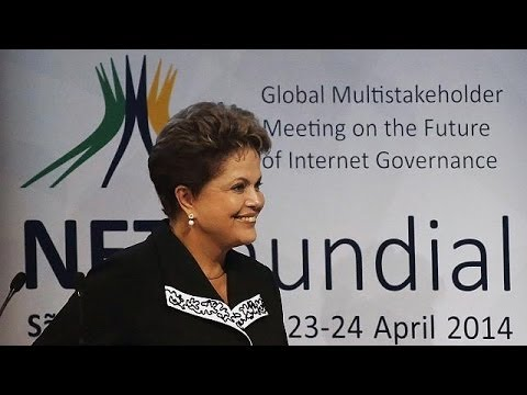 Brazil's Rousseff calls for more