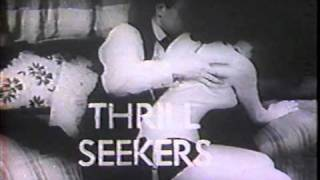 THE SHAMELESS SEX exploitation trailer for Italian Art Film Wanda La Peccatrice w/ Giulietta Masina