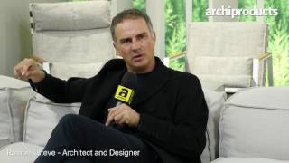 Salone del Mobile.Milano 2017 | TALENTI - Ramón Esteve talks about the outdoor Casilda collection