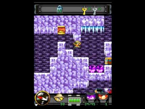 Diamond Rush Perfect Walkthrough: Tibet or Siberia Stage 3