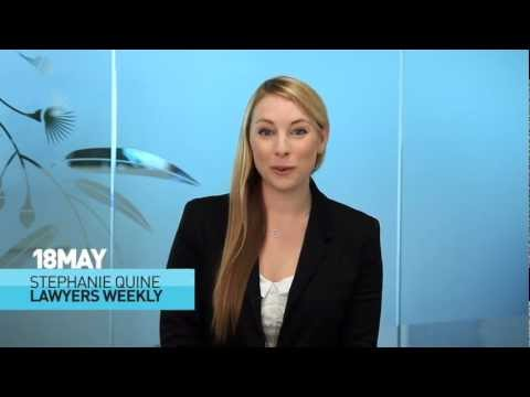 The Weekly Law Report wraps up the top stories in legal business for the week. Every Friday, Lawyers Weekly journalist Stephanie Quine brings you the latest ...
