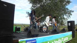 Hide Your Heart - Egomars - Kiss Cover en Vicente Lopez 01-10-2011