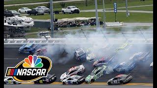 NASCAR Cup Series Coke Zero Sugar 400 at Daytona | EXTENDED HIGHLIGHTS | 7/7/19 | Motorsports on NBC