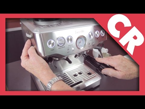 Breville Barista Express   Crew Review