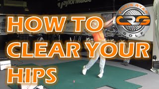 HOW TO CLEAR YOUR HIPS