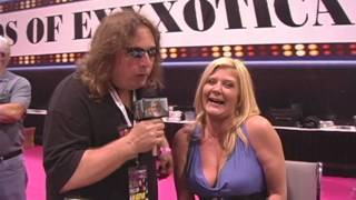 eXXXotica Miami: Ginger Lynn  talks about Sam Kinison and Sex