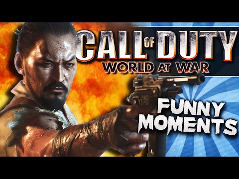 Cod Zombies Funny Moments - No Chill, Buy My Mixtape, Your Mom Jokes! (hilarious) video