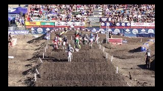 2018 Australian Supercross Championship R1: Junior 85-150 Final