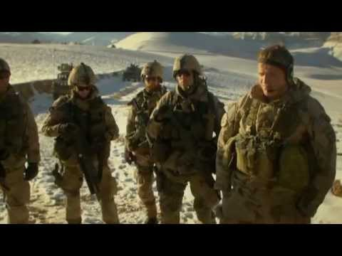 War for Peace 3/6 (Krig för Fred) Swedish Afghanistan Documentary