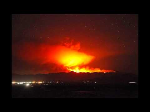Western United States Wildfires 2012