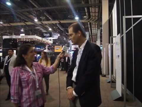 CTIA 2013: Interview with Vaughan Emery, CEO of CENTRI Technology