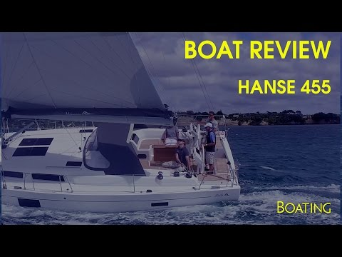 Boat Review: 2016 Hanse 455 Performance cruiser
