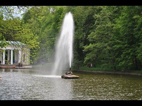 ✿Прекрасная пора весна Софиевский парк/ Perfect time to spring Sophia Park