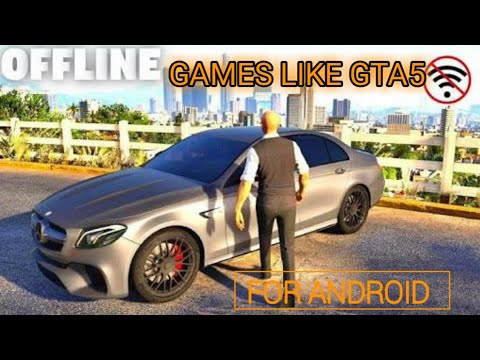 Top 3 Games like GTA 5 for Android//2018//Available on Play Store