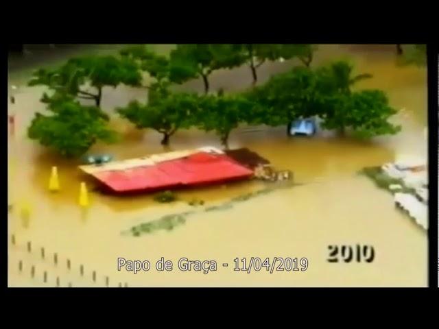 As enchentes do Rio de Janeiro cantadas em verso e prosa!