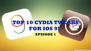 Top 10 Cydia Tweaks For Pangu iOS 9 - 9.0.2