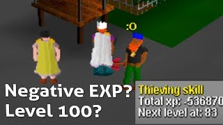 A Player Broke Experience in RuneScape. Here's what happened