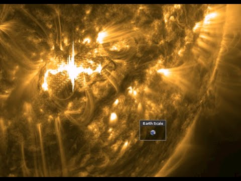 X2 Solar Flare, CME's Coming | S0 News December 20, 2014