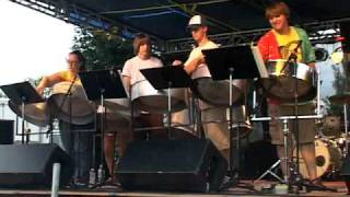 Summer Music Series: Waubonsee Community College Steel Drum Band