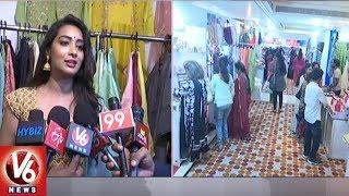 Bigg Boss Fame Actress Bhanusri Launches Trendz Expo At Taj Krishna   Hyderabad