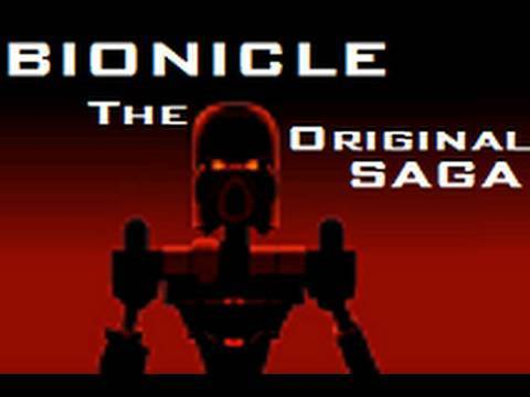 BIONICLE: The Original Saga THE MOVIE