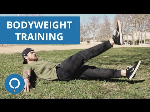 Calisthenics ABS Workout Routine - Bodyweight Training