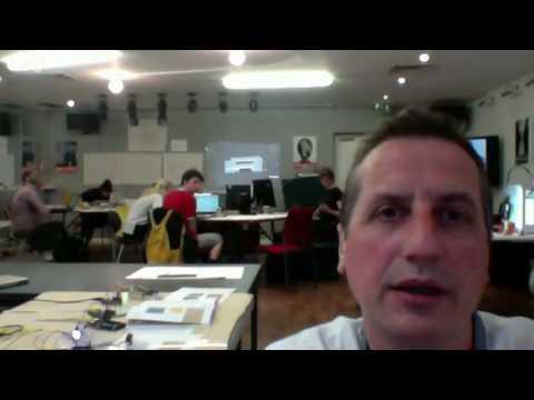 Day 1 - CCW Digital Maker Week: 3D Printing/3Dscanning