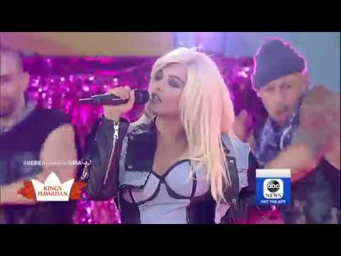 "Download Lagu  Bebe Rexha: ""I'm a Mess"" - Live at Good Morning America Mp3 Free"