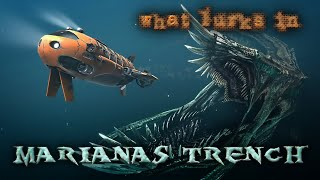 """What Lurks in Marianas Trench"" by LucasLavoie12 - Nosleep sea monster creepypasta"