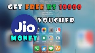 How to Get Rs 10,000 From Jio Money Free.!!and How to use it.