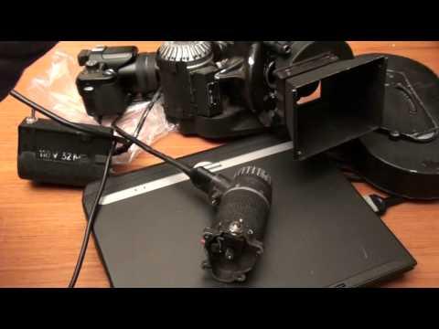 Arriflex Arri IIC Movie Film Camera with Battery Pack