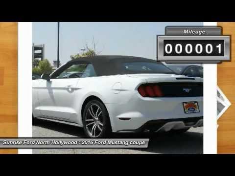 2016 Ford Mustang North Hollywood,Los Angeles,San Fernando Valley,Glendale,Burbank M62606