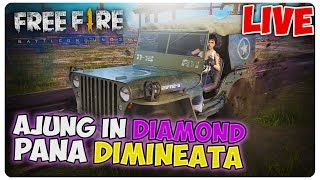 Ajung Diamond pana Dimineata | Free Fire [LIVE#81]