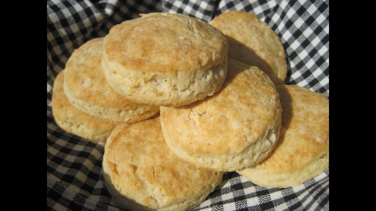 Old fashioned homemade buttermilk biscuits 6