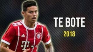 James Rodriguez ● Te Bote - Ozuna ft. Bad Bunny & Nicky Jam ᴴᴰ