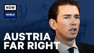 Who Is Austria's Far Right Millennial Leader Sebastian Kurz?   NowThis World