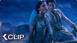 A Whole New World Song Movie Clip - Aladdin (2019)