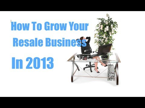 How To Grow Your Resale Business 2013- Storage Auctions Ebay Picking Craigslist