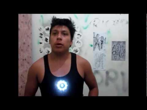 COMO HACER EL REACTOR DE IRON MAN