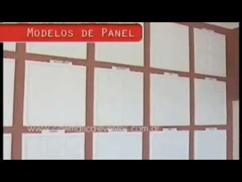Colocaci n de placas antihumedad im construcciones youtube for Placas decoradas para pared