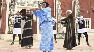 Hadiza Gabon Tare Da Yan Saga Niger