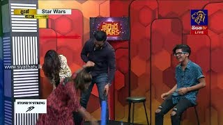STAR WARS SIYATHA TV   25.10.2019