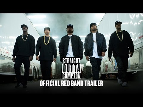 Straight Outta Compton - Red Band Trailer (HD) (Official)
