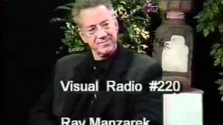 Ray Manzarek talks about Jim Morrison and Dr. John with Joe Viglione