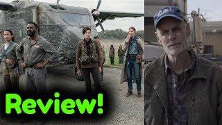 FTWD Season 5 Episode 8 'Logan's Return & Plane Takeoff' Review & Breakdown!