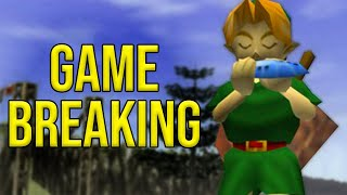 Controversial New Glitch Destroys Ocarina of Time World Record!