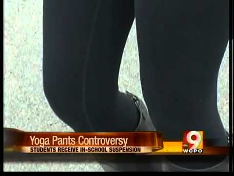 Yoga Pants For Girls Banned Girls Can 39 t Wear Yoga
